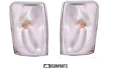 *VOLKSWAGEN LT (1996 - 2006) FRONT CLEAR INDICATOR LAMPS LH & RH VWA016/017