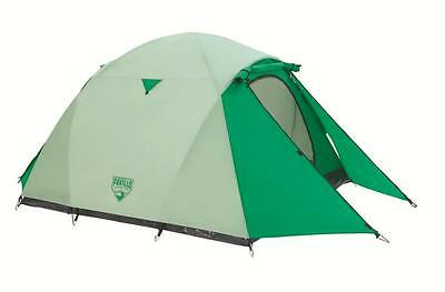 Bestway 68046 Zelt Campingzelt Pavillo Cultiva X3 für 3 Person.340 x 180 cm