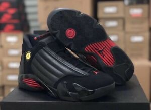663d9d49debde For Sale  Jordan 14 Last Shot sz12
