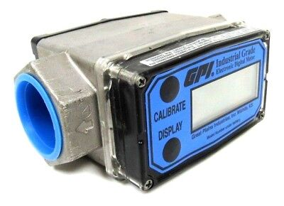 Used Gpi S100n-kf-562 Flow Meter S100nkf562