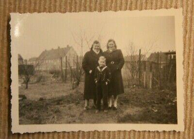 Foto 1933 Junge woman Marine uniform X14 ()