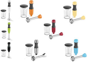 KitchenAid 2-speed Immersion Hand Blender Blends purees crushes BPA-free Colors