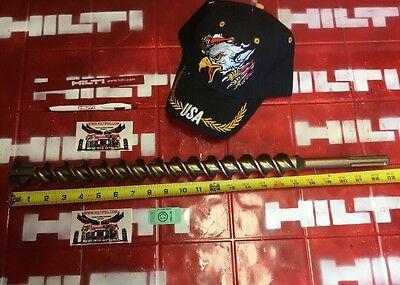 Hilti Te-yx Sds Max 1-12 X 23 Preowned Free Hat Pen Pencil Fast Ship