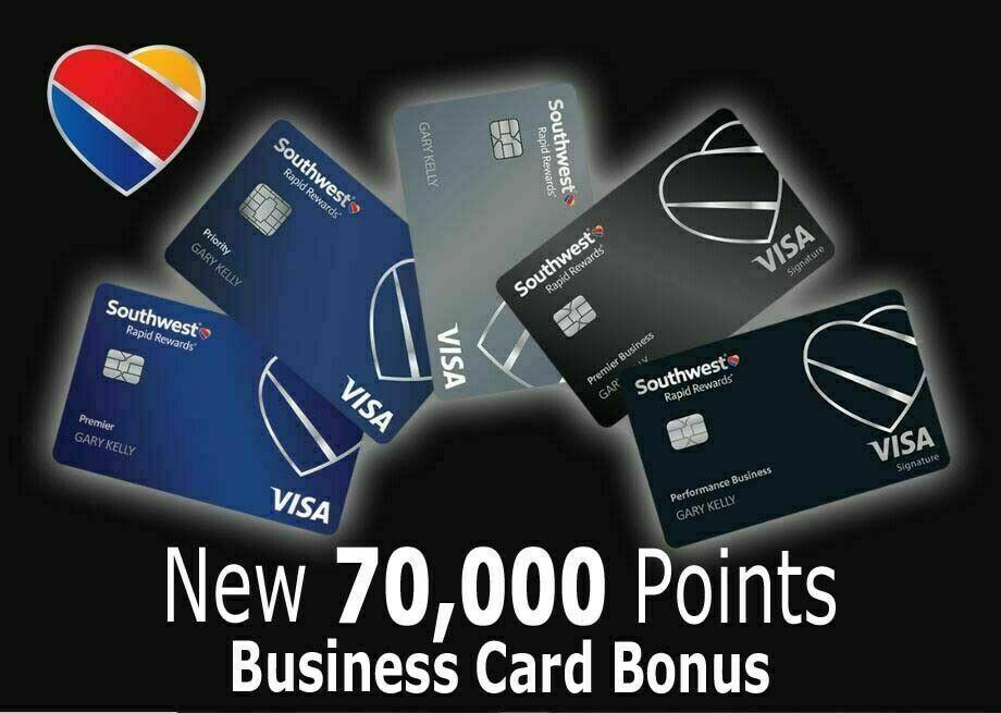 Rapid Rewards Chase Southwest Credit Card Referral Link Earn 50,000 Points 65 - $0.99