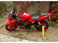 Honda CBR 600 fs sport road,track,stunt
