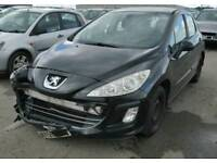 Peugeot 308 1.6 Petrol automatic available for spear parts