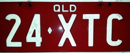 24 XTC QLD Plates Molendinar Gold Coast City Preview