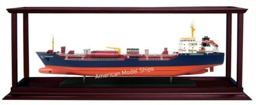 """DISPLAY CASE FOR OIL TANKERS LENGTH 37"""" – 43"""" WITH ACRYLIC"""