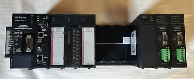 Ge Fanuc Devicenet Master I693dnm200 Bundle With Ic693cpu364 And 10slot Base .3