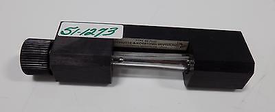 Schutte Koerting Rotameter Flowmeter 20-7510