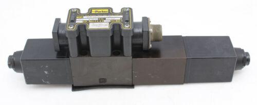 Parker Hannifin Hydraulic Prop Proportional Valve D1FSE02CCNKC012 5000PSI