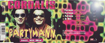 "Maxi CD - Cordalis ""Viva La Noche `97"" gebraucht kaufen  Großwig"