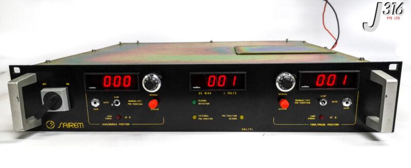 18366 SAIREM CBA/PL MATCH BOX CONTROLLER W/ CABLE CBA PL M
