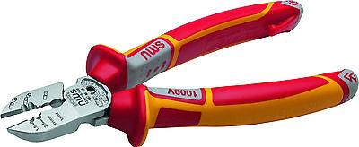 NWS VDE 6-in-1 Cutter   Cable / Wire Cutters Super Cutter 190mm