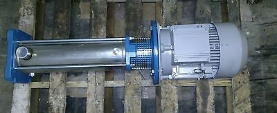 Boiler Pump Boiler Feed Pump 10 Hp High Pressure Mxv 40-811-60