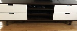 Tv stand with drawers for sale