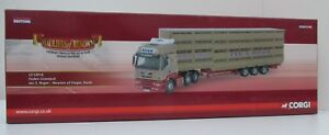 CORGI Modern Truck Foden Livestock Ian S Roger CC13914, absolutely Mint
