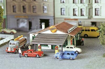 Faller Hobby 232542 Station-Service Kit de Montage Miniatures Voie N 1:160