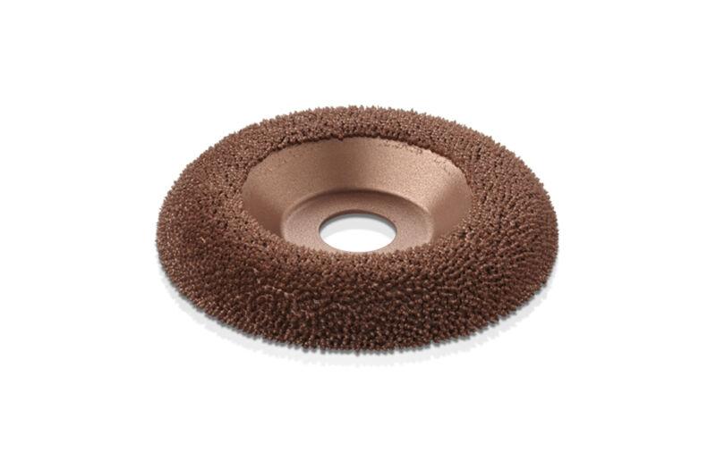 "Kutzall Original Dish Wheel, Very Coarse, 4-1/2"" (114.3mm) Diameter, (DW412O550)"