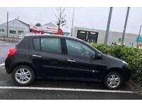 57reg Diesel Renault Clio, 1500cc, £30 road tax per year