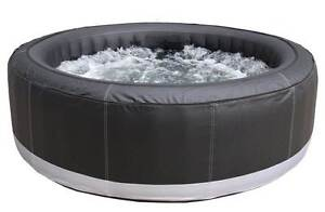 8 SEATER INFLATABLE PORTABLE SPA/HOT TUB Stirling Stirling Area Preview