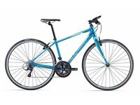 Giant Thrive 2 2016 Sports Hybrid Bike