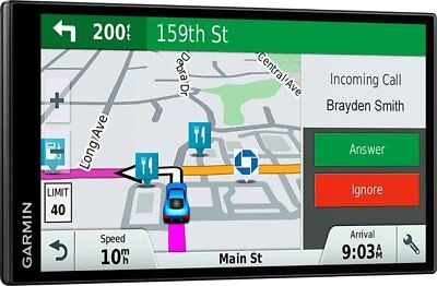 Garmin DriveSmart 61 NA LMT-S Advanced Navigation GPS w/ Smart Features