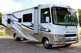 2008 A Class Rv 3x slide outs fully loaded