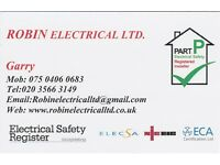 ROBIN ELECTRICAL LTD /LOCAL ELECTRICAL COMPANY BASED IN ILFORD