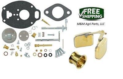 Carburetor Kit Ih Farmall 444 454 464 574 674 2400 2500 3400 3500 3514 Tractor