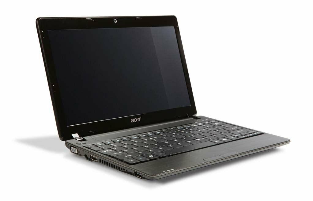 windows 10 laptop - Refurbished Acer Aspire One 753 Series (120GB SSD)
