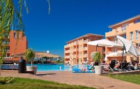 HOLIDAY 1BED APARTMENT FOR SALE IN SUNNY BEACH RESORT, BULGARIA
