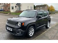 Jeep, RENEGADE, Estate, 2015, Manual, 1368 (cc), 5 doors