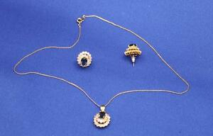 Necklace and Pierced Earring Set Kingston Kingston Area image 6