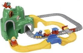 Little Tykes Train and Road Mountain