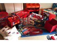 Cars bedroom bundle