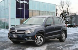 2012 Volkswagen Tiguan TRENDLINE | REDUCED | HEATED SEATS | O...