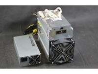 Bitmain Antminer D3 - X11 Asics Miner - Used for 1 Month - With PSU
