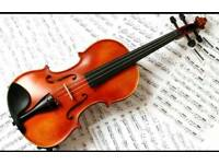 Classic Music Violin Lessons. Musical Theory Lessons.