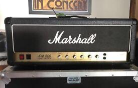 Marshall JCM800 2204 50 watt Head from 1982