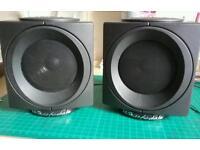 Wharfedale modus speakers