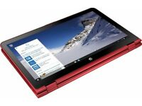 HP Pavilion x360 15.6'' Full HD Touch 2in1 Laptop/Tablet 6th Gen Core™ i3-8GB-1TB. Windows 10 - Red