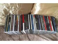 35 Cd albums. Various Artists.