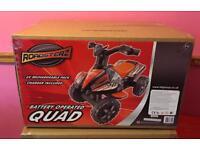 ELECTRIC QUAD BIKE 6V **Brand New in Sealed box*