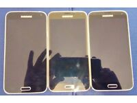 NEW Samsung Galaxy S5 UNLOCKED with Charger and Usb + FREE tempered glass , Cover and warranty
