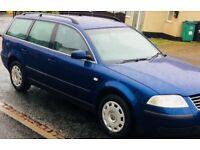 2003 (03) Volkswagen Passat 1.9 Tdi 130 PD Estate