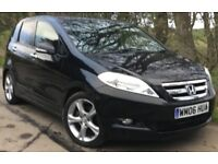 XMAS SALE!Honda FRV 2.2 I-CDTi Diesel Sport People Carrier CHEAP 6 Seater MPV MOT July18 High Spec 7