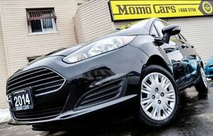2014 Ford Fiesta SE! Clean CarProof! ONLY $80/bi-weekly!