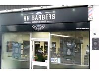 HHBARBERS barber required