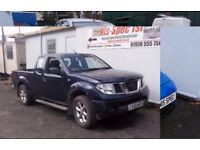 NISSAN NAVARA D40 BREAKING FOR PARTS FITTING SERVICE AVAILABLE WITH 12 MONTH WARRANTY